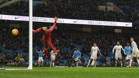 Kelechi Iheanacho's goal