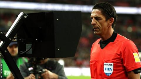 21a4191c5 World Cup 2018  How will VAR work in Russia  - BBC Sport