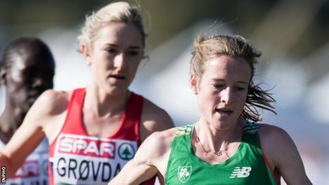 Fionnuala McCormack said: 'I'll have to come back for a 15th time'