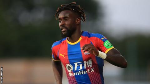 Senegal's Pape Souare