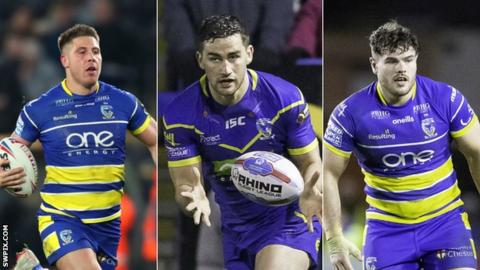 Tom Lineham, Toby King and Joe Philbin were all named in the England Knights squad last week