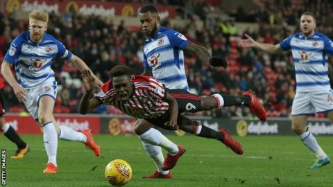 Sunderland have failed to win at home since December 2016