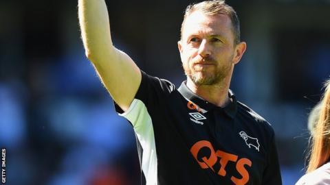 Cameron Jerome header gives Derby slender advantage over Fulham
