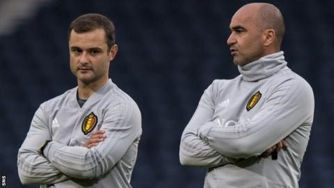 Shaun Maloney: Belgium's elite brain on his journey from Celtic academy to Cruyff Institute