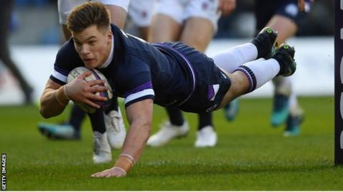 Scotland beat England for first time in a decade