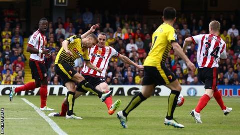 Watford v Sunderland