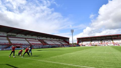 Hope Stadium