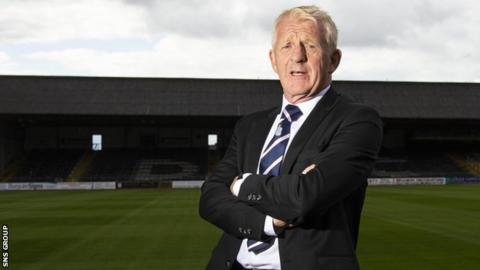 Former Scotland manager Gordon Strachan is taking on the role of technical director at Dundee