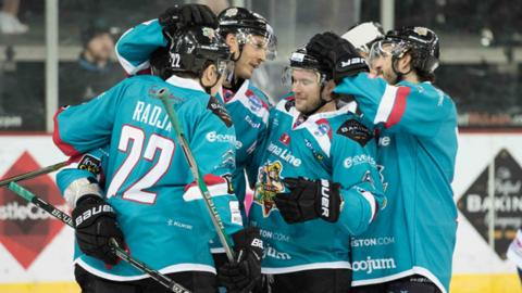 Belfast proved too strong for Coventry on Saturday evening