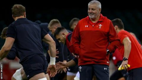 Warren Gatland: beat France and we can win the Six Nations
