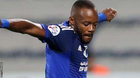 Dr Congos Jires Kembo Ekoko Moves To Turkeys Buraspor Bbc Sport