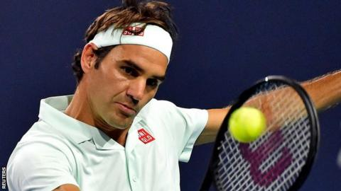 Roger Federer reaches Miami Open final by beating Denis Shapovalov