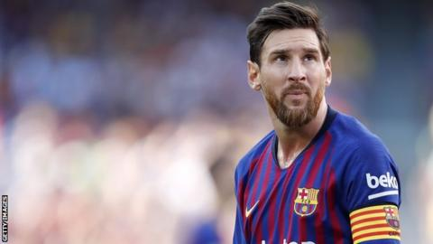 La Liga announces plans to play regular season games