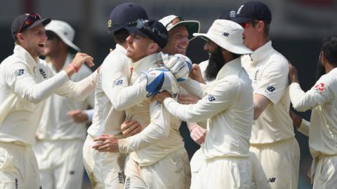 England Test squad