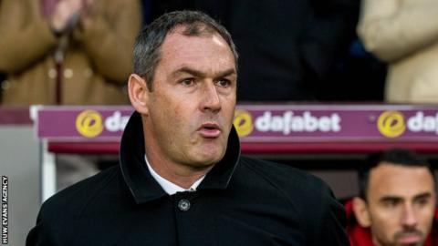 Clement welcomes Swansea support