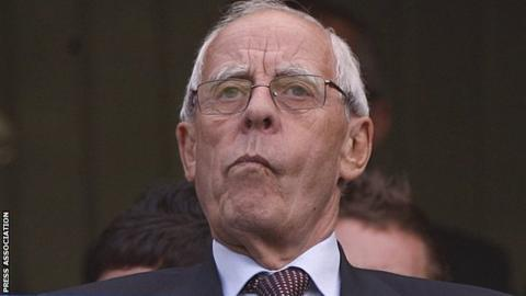 Peter Coates has just celebrated his 13th anniversary as owner of Stoke City