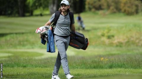 environment Tommy Fleetwood