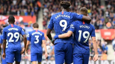 Chelsea vs. Southampton - Football Match Report