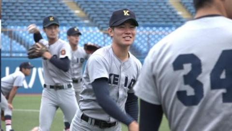Keio University baseball team