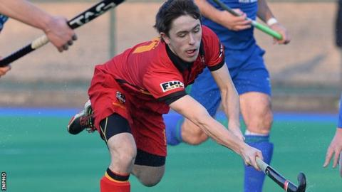 Jamie Wright was on target for Banbridge in their victory over Railway Union