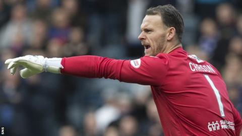 Motherwell reject second bid from Celtic for Trevor Carson