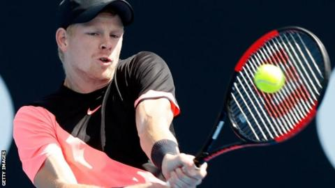 US Open runner-up Anderson upset by Edmund in Melbourne