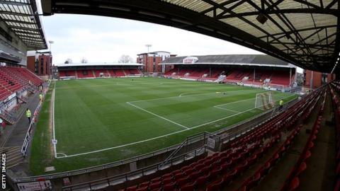 Matchroom Stadium, home of Leyton Orient