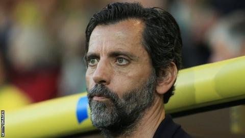 Quique Sanchez Flores silent on Stoke link after Copa del Rey win