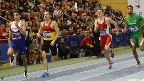 Toby Harries (left)