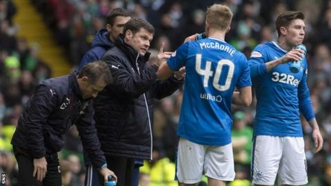 Scotland Recap: Rangers hold Celtic to scoreless draw in Old Firm clash