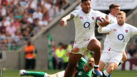 England smashed up Ireland again and it's worrying says Darren Cave