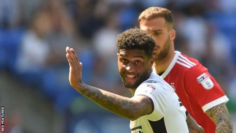 Mark Little played all 90 minutes of Bolton Wanderers' win against Nottingham Forest