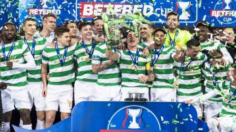 Scottish League Cup semi-finals to be played at Hampden on same day