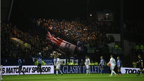Sheffield Wednesday v Sheffield United