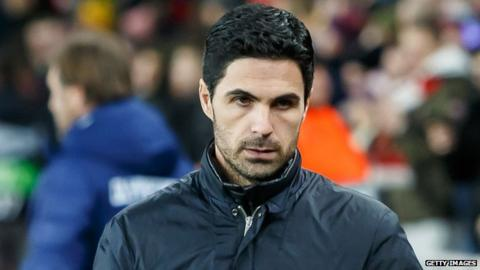 We might get some new coaches after this virus — Arsenal manager Arteta
