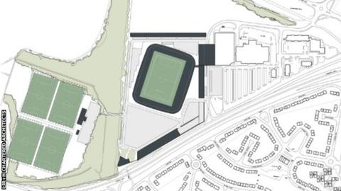 The new plans have been submitted to Dundee City Council