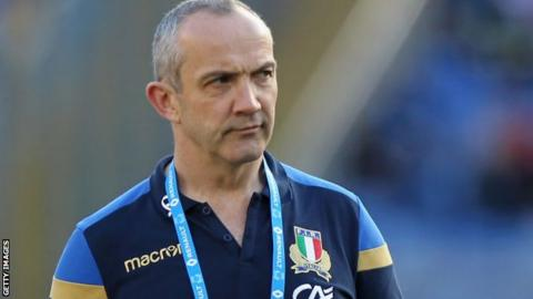 Wales ring the changes for Italy clash