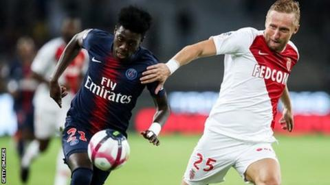 bf464cf7b Timothy Weah  Celtic secure  hungry  PSG forward on six-month loan ...
