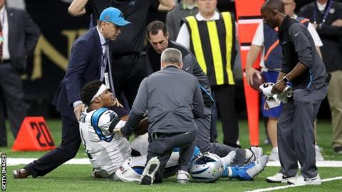 NFL, NFLPA launch joint review of Cam Newton concussion protocol