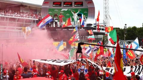 Italian GP set to continue at Monza to 2024 | State National Sports