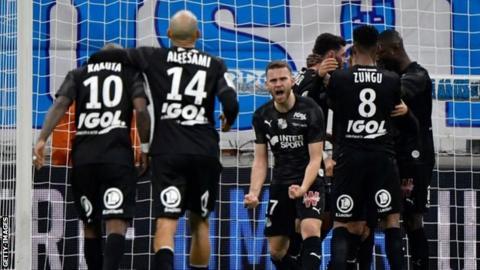 Amiens launch online petition against Ligue 1 relegation