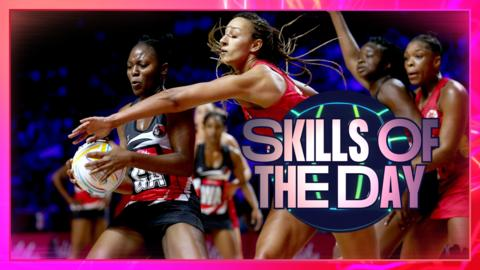 Netball World Cup 2019: Skills of the Day