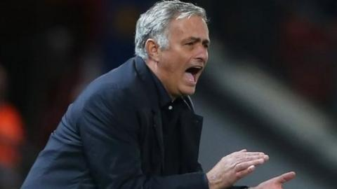 Manchester United boss Jose Mourinho says 'many reasons' for poor form