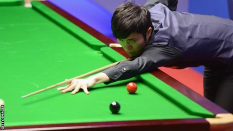 Neil Robertson sets up Yupeng Cao final with win over John Higgins