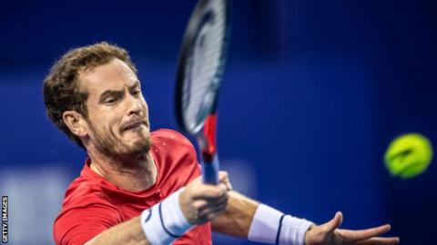 China Open 2019: Murray Moves into the Quarter-Finals