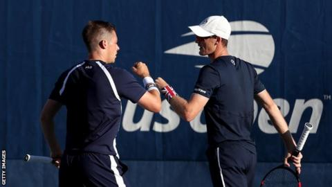 US Open 2019: Jamie Murray and Neal Skupski through to second round