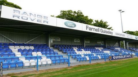 Guiseley AFC Nethermoor Park