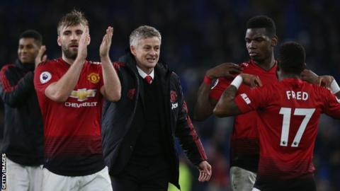 Ole Gunnar Solskjaer excited by Boxing Day clash