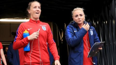 Alex Greenwood: Casey Stoney could not block Man Utd captain's Lyon move