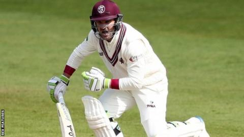 Somerset and South Africa batsman Dean Elgar passed 50 for the 66th time in his first-class career